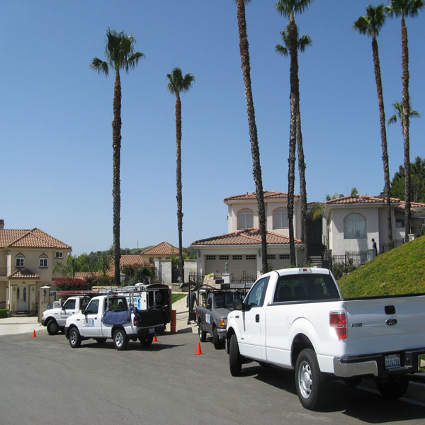 Roof Cleaning Before Chino Hills