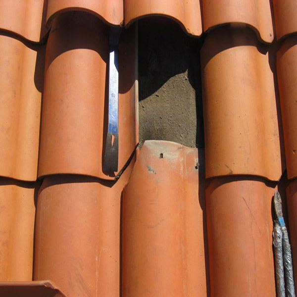 Roof Repair Tile Replacement
